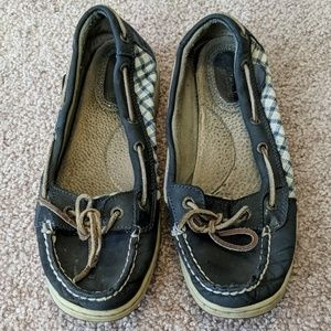 Sperry Top Sider Angelfish boat shoe womens sz 8
